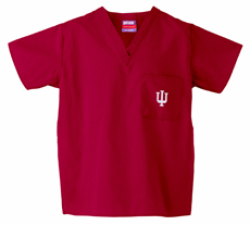 Indiana University 1-Pocket Top
